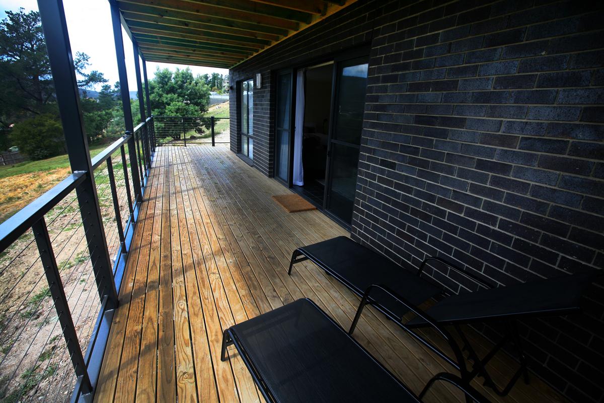 Lower Deck - Balcony